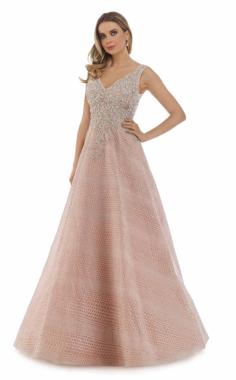 Morrell Maxie 16330 Dress Rose