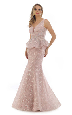 Morrell Maxie 16331 Dress Rose