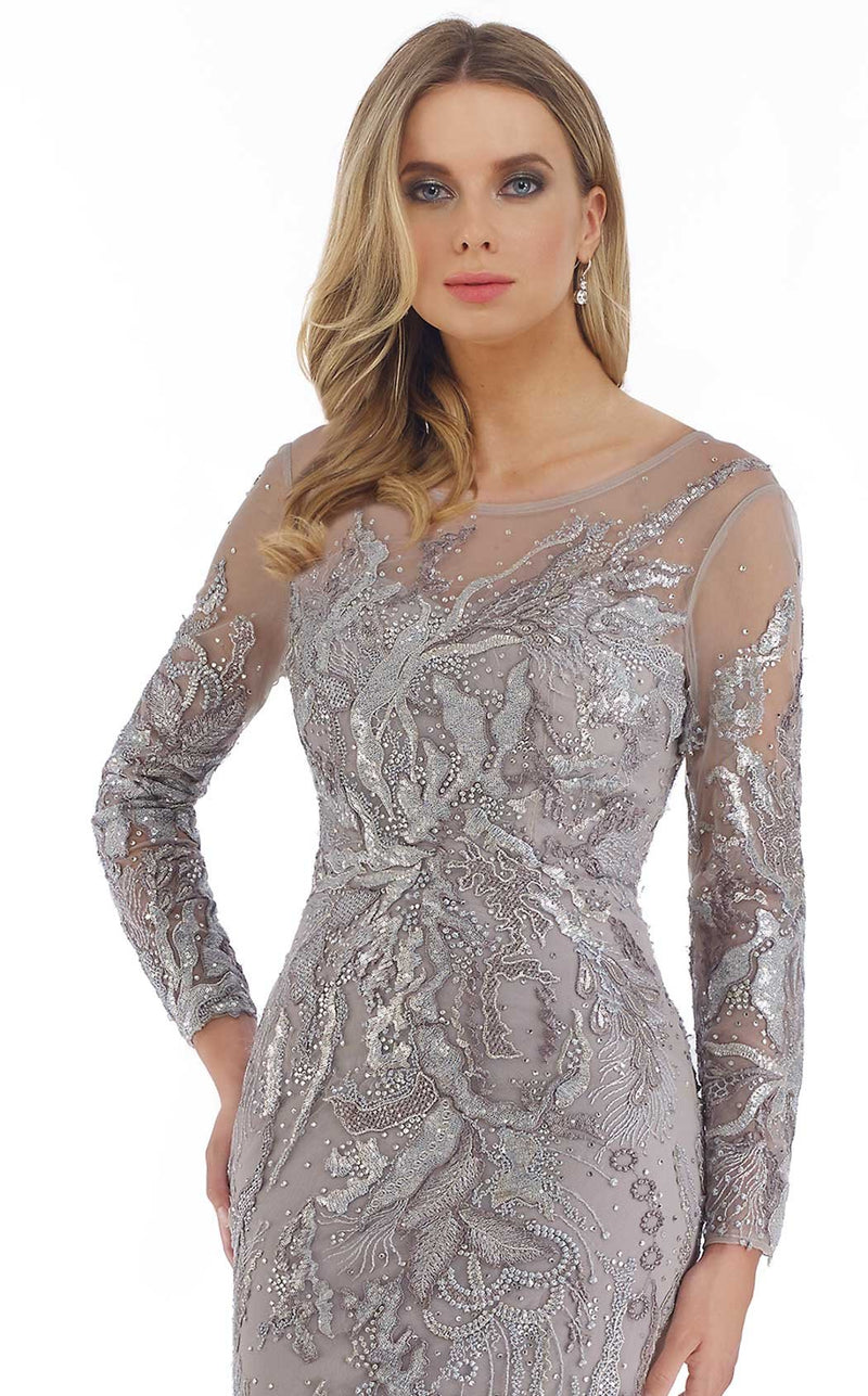 Morrell Maxie 16332 Dress Grey-Silver