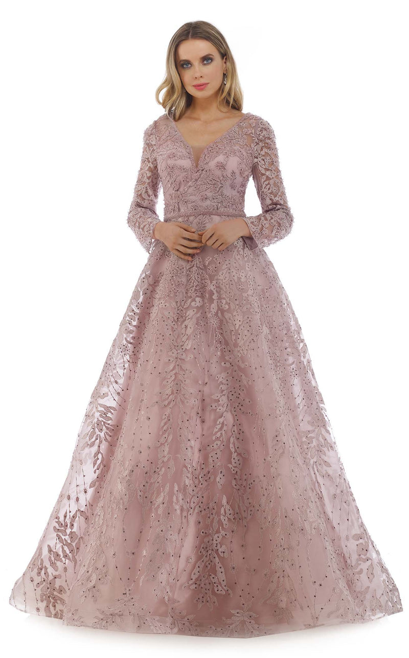Morrell Maxie 16333 Dress Dusty-Rose