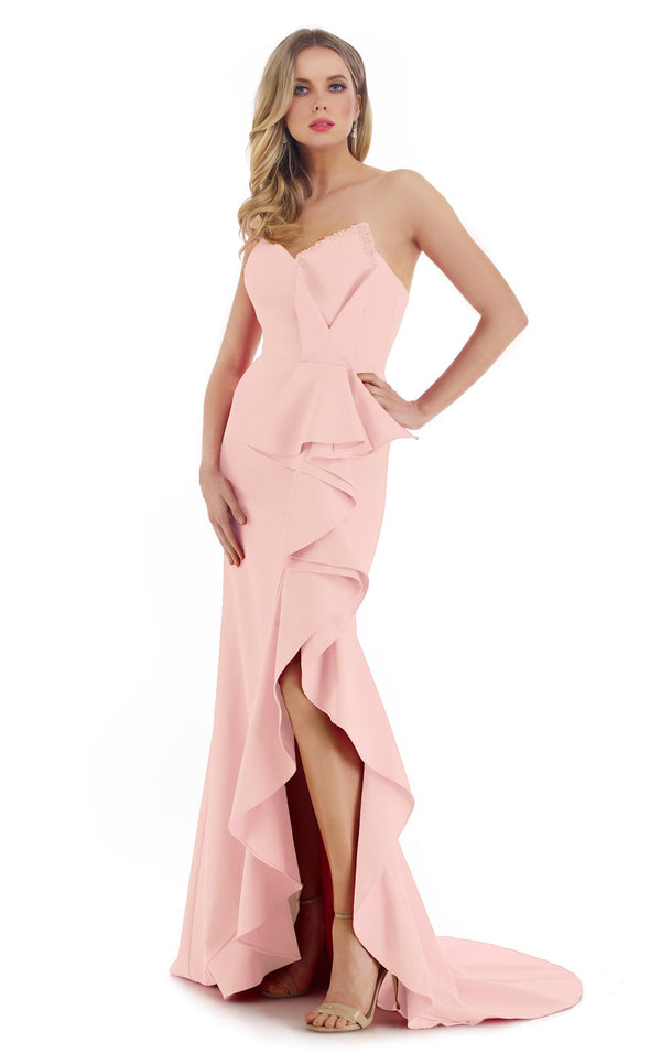 Morrell Maxie 16339 Dress Blush