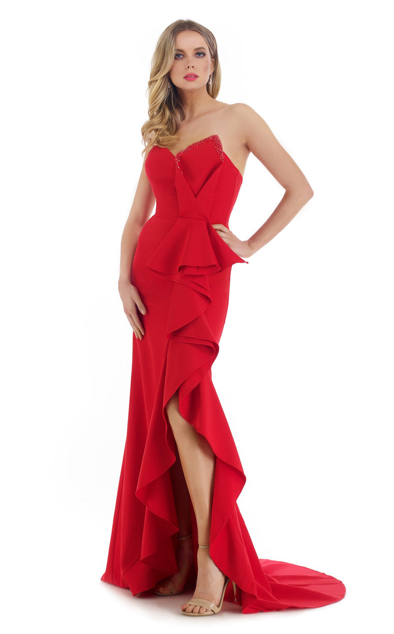 Morrell Maxie 16339 Dress Red