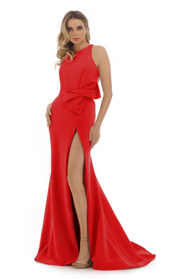 Morrell Maxie 16347 Dress Red