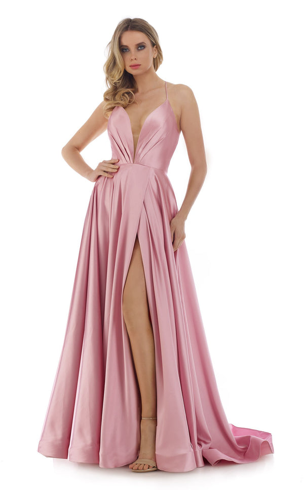 Morrell Maxie 16348 Dress Rose