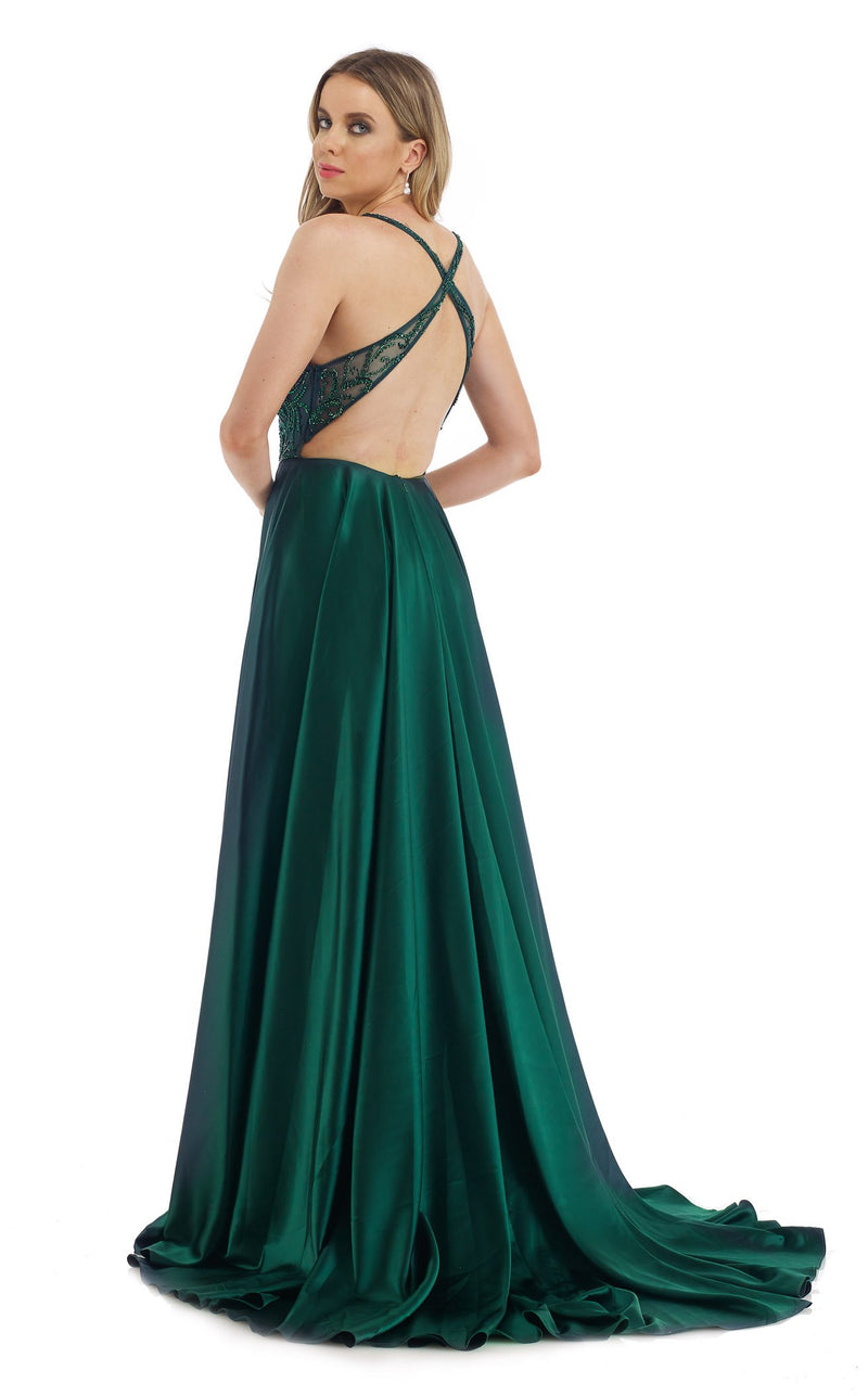 Morrell Maxie 16350 Dress Emerald