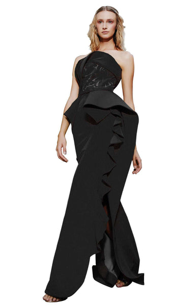 MNM Couture N0297 Dress Black
