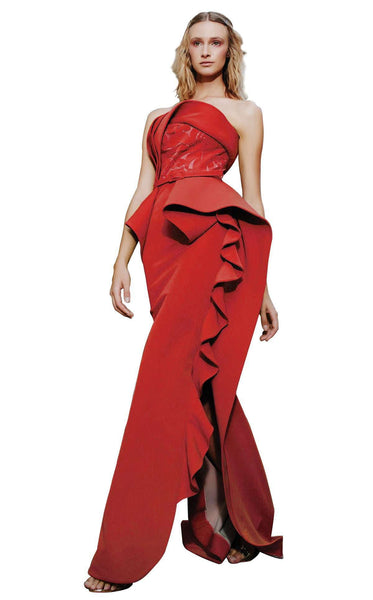 MNM Couture N0297 Dress Red