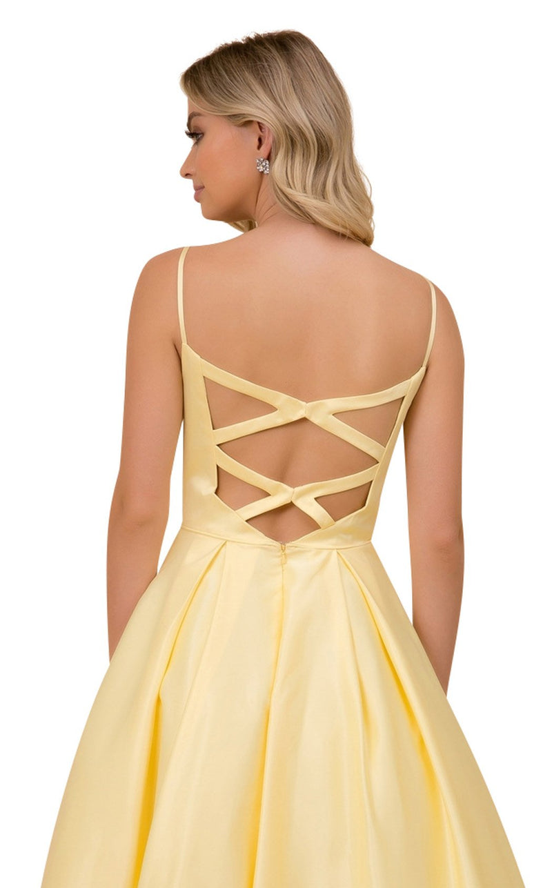 Nox Anabel N308 Dress Lemon