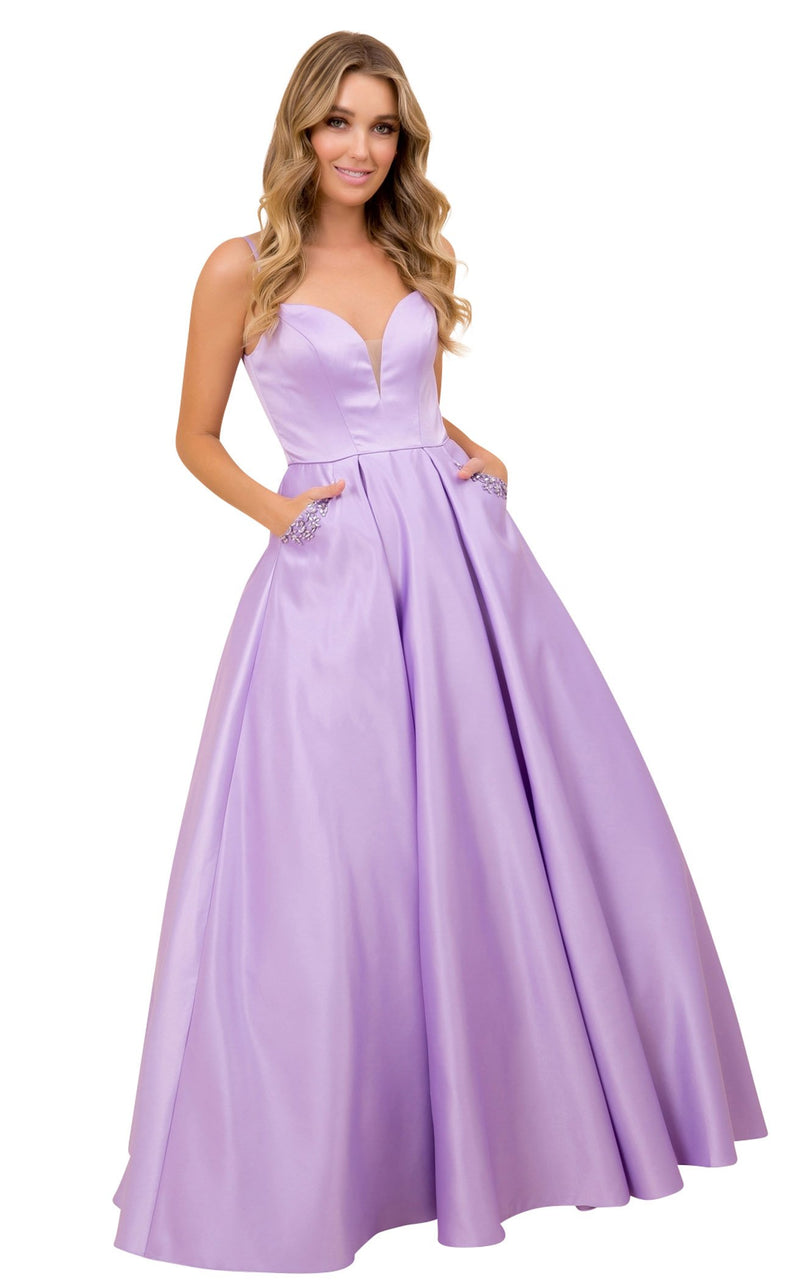 Nox Anabel N308 Dress Lilac
