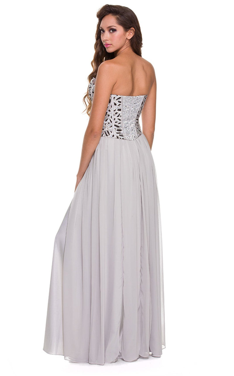 Nox Anabel 2593 Dress Silver