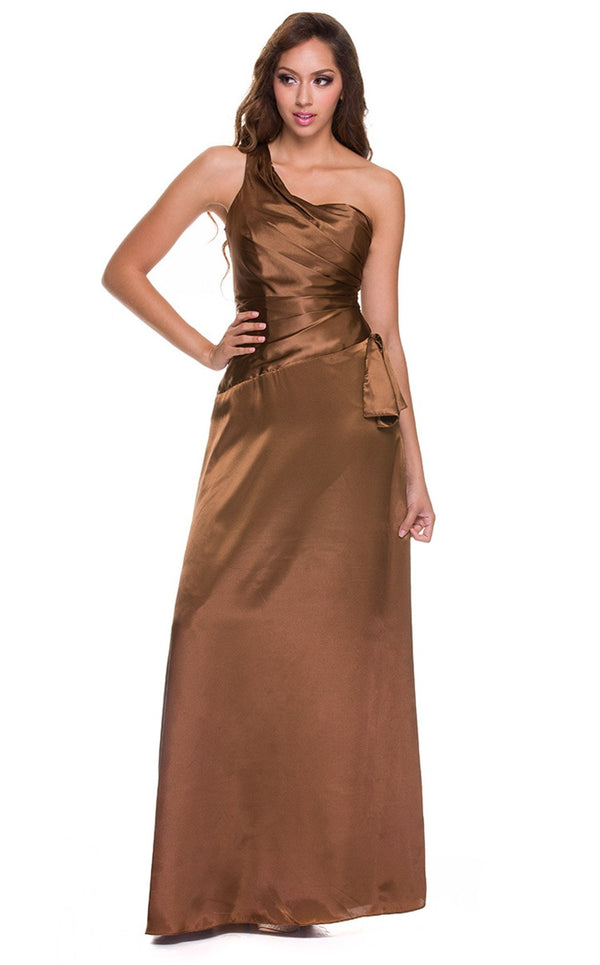 Nox Anabel 2693 Dress Light-Brown