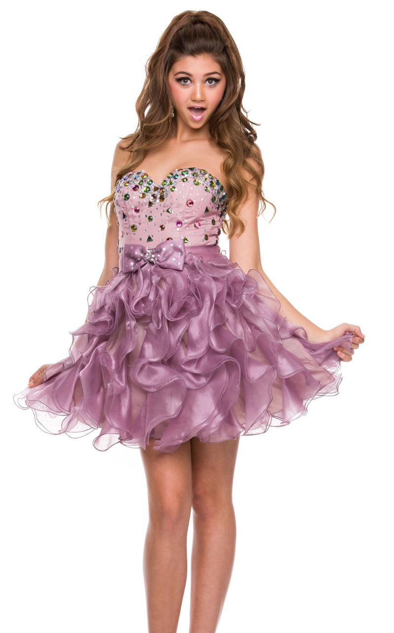 Nox Anabel 2853 Dress Mauve