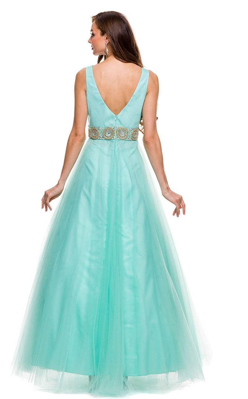 Nox Anabel 3134 Dress Mint-Green