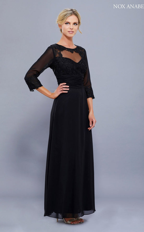 Nox Anabel 5101 Dress Black