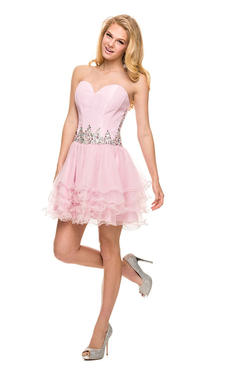 Nox Anabel 6007 Dress Baby-Pink