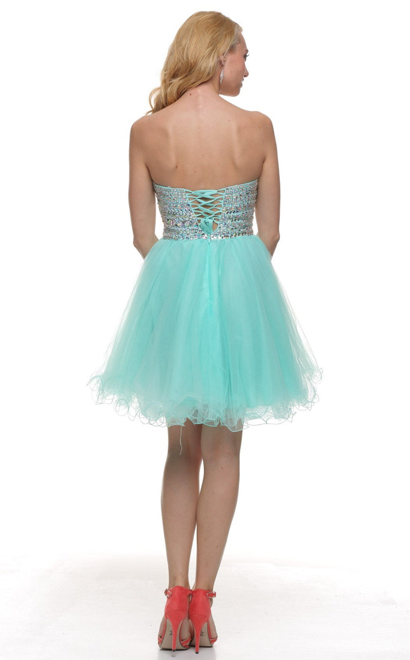 Nox Anabel 6010 Dress Mint-Green