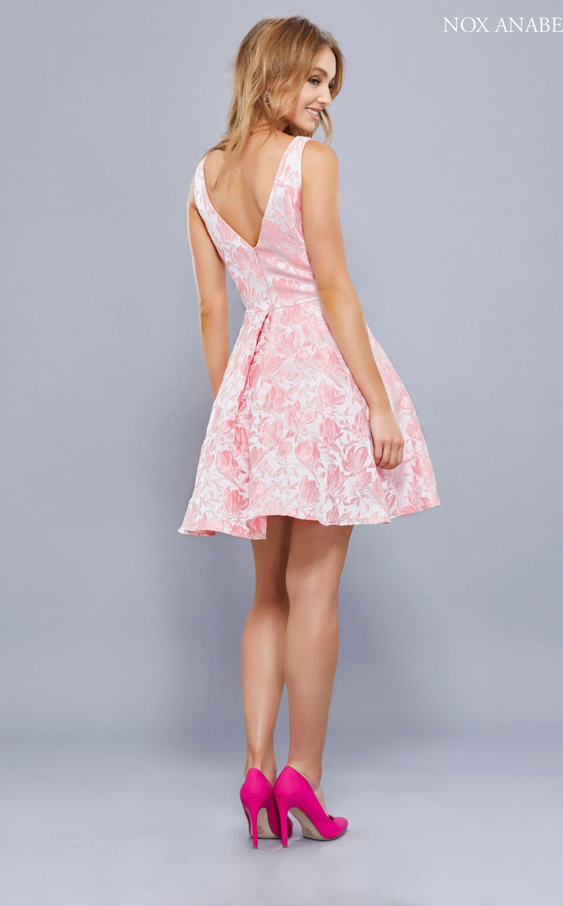 Nox Anabel 6362 Dress Blush