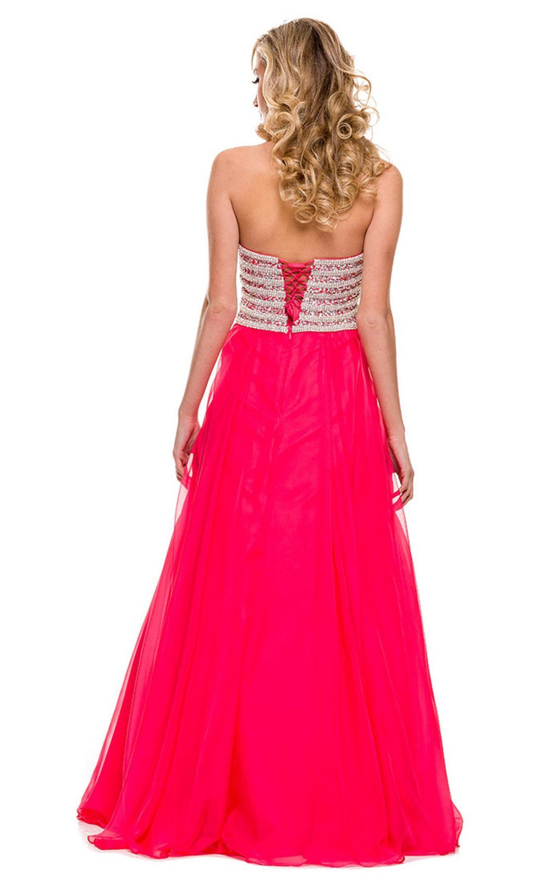 Nox Anabel 8147 Dress Watermelon