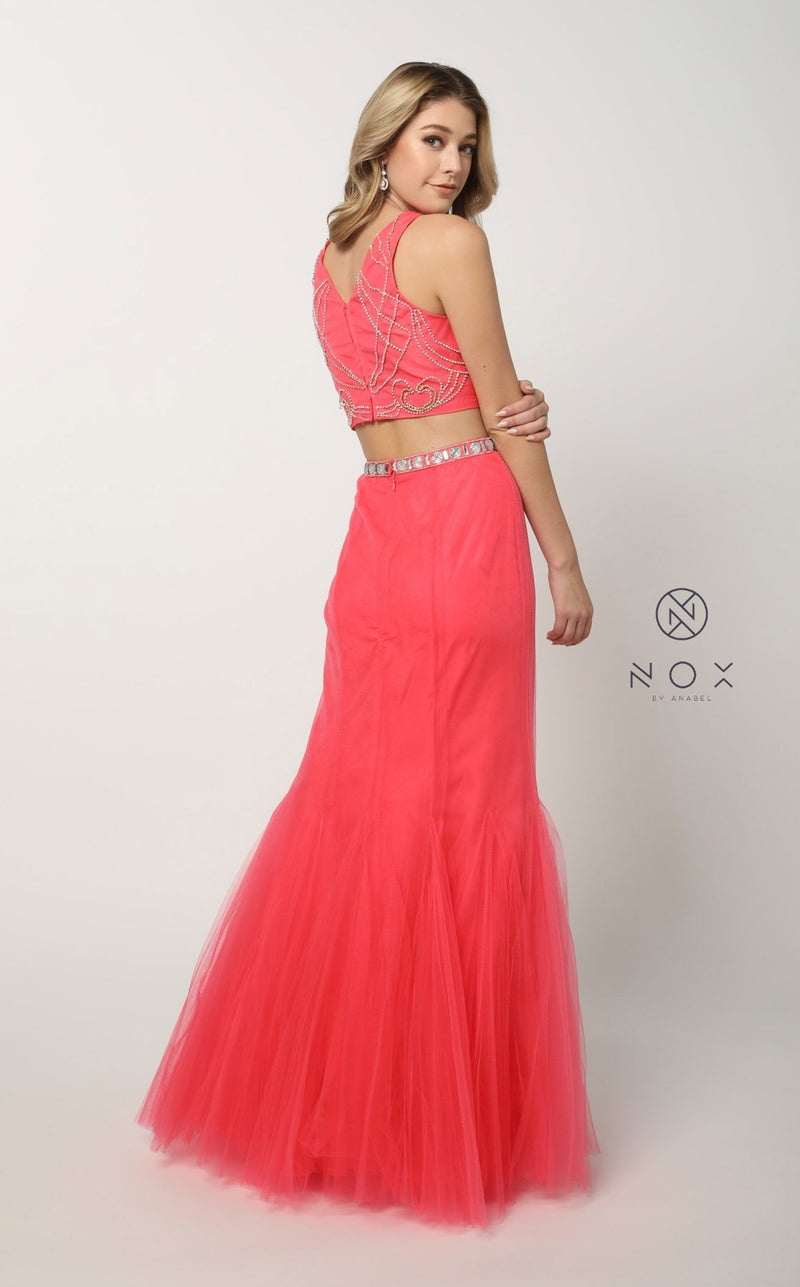 Nox Anabel 8156 Dress Watermelon