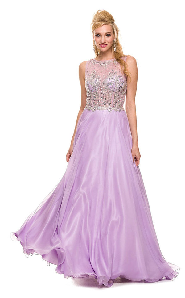 Nox Anabel 8158 Dress Lilac