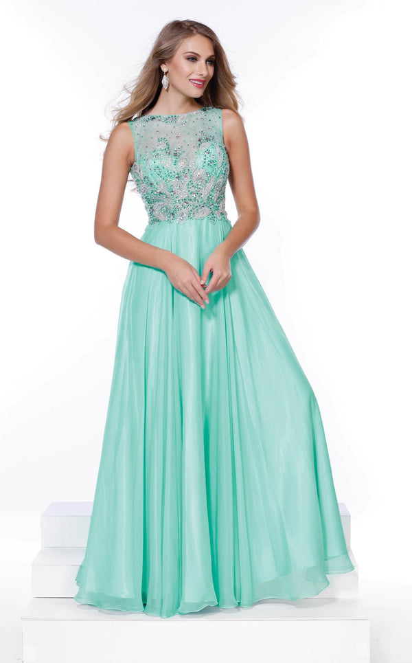 Nox Anabel 8158 Dress Mint-Green