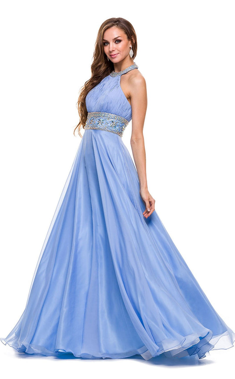Nox Anabel 8160 Dress Periwinkle