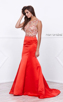 Nox Anabel 8177 Dress Red