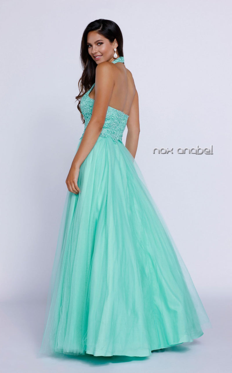 Nox Anabel 8181 Dress Mint-Green