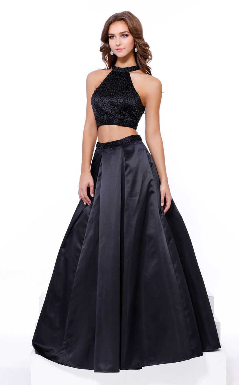 Nox Anabel 8229 Dress Black