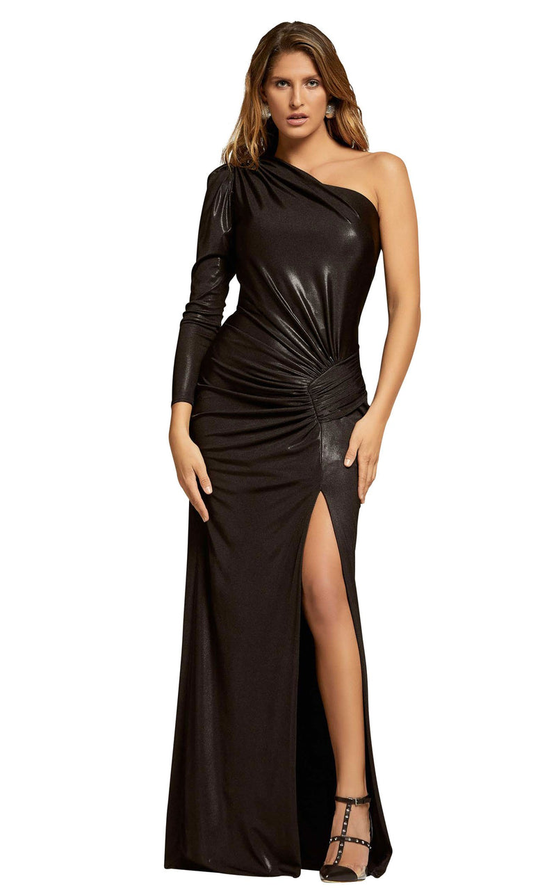 Odrella 82009 Dress Black-Black