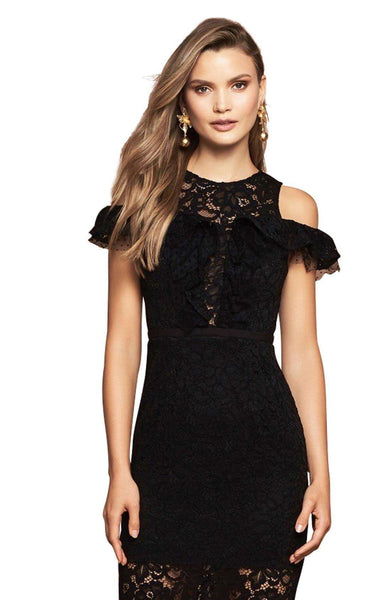 Love Honor Paris Lace Midi