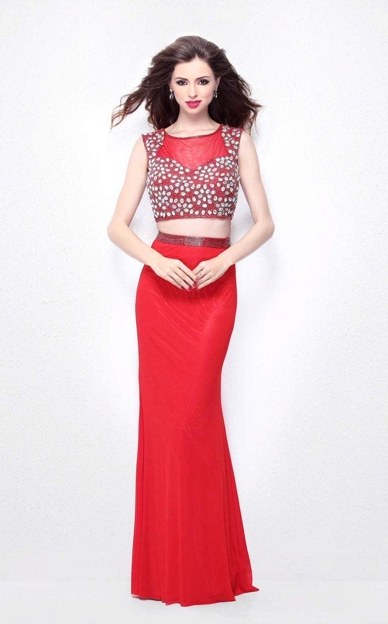 Primavera Couture 1511 Red