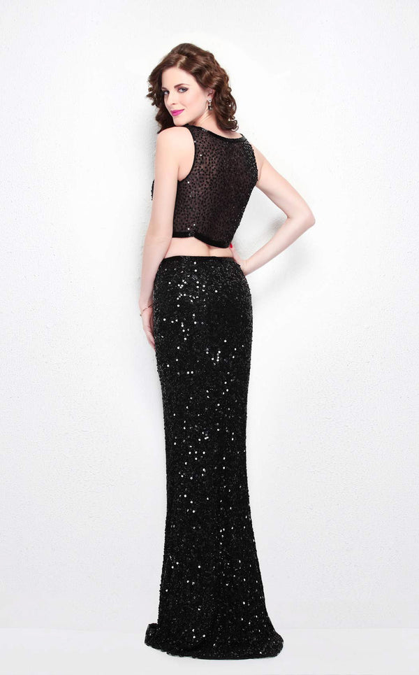 Primavera Couture 1581 Black