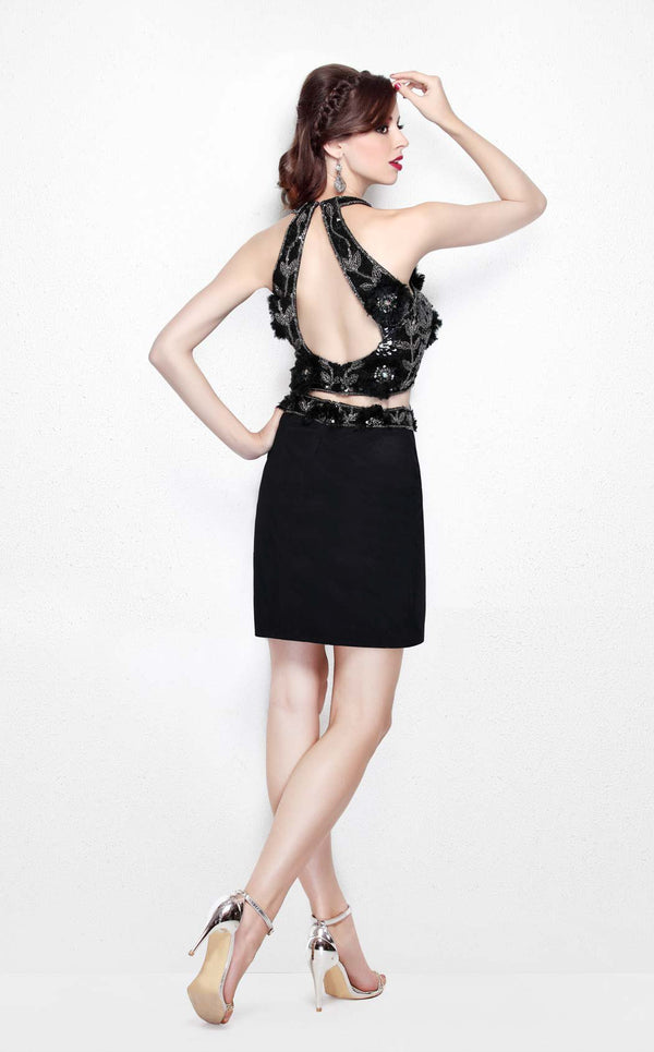 Primavera Couture 1606 Black