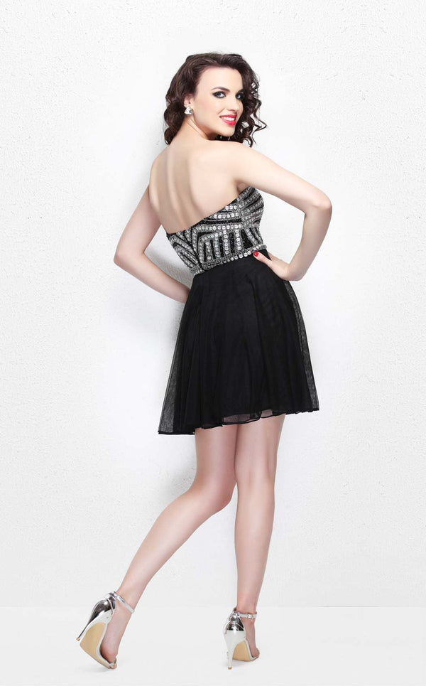 Primavera Couture 1619 Black