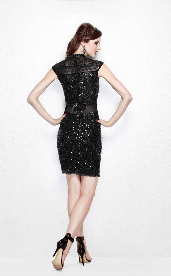 Primavera Couture 1661 Black