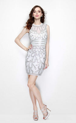 Primavera Couture 1694 White