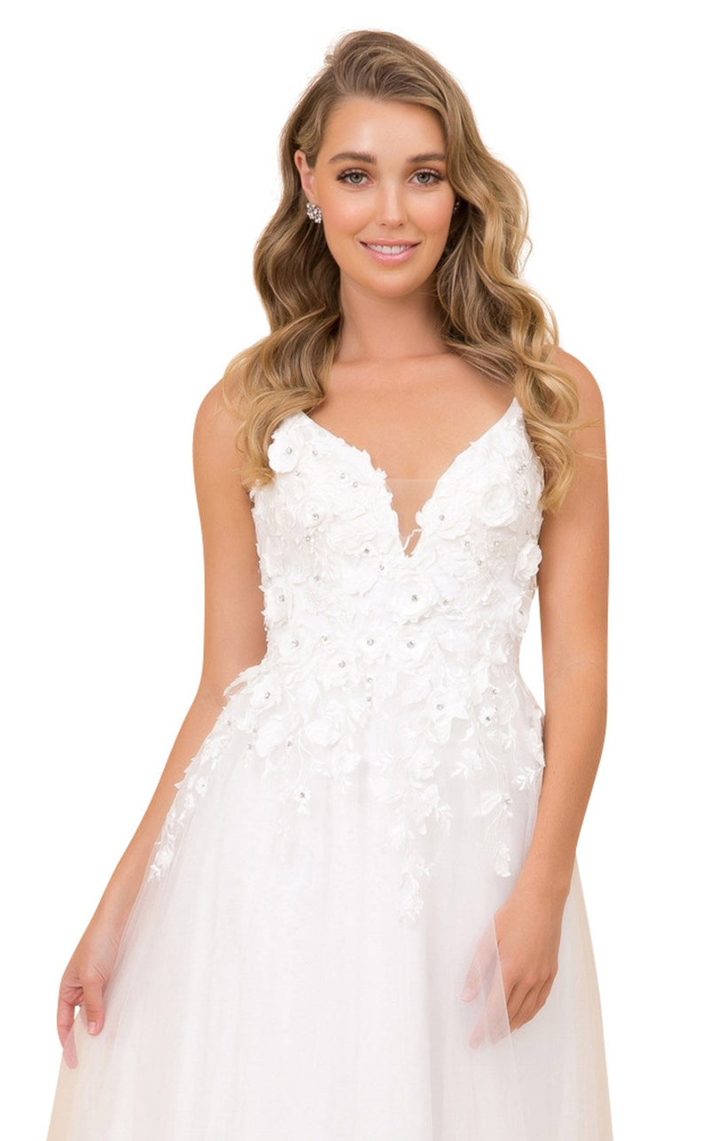 Nox Anabel R346 Dress White