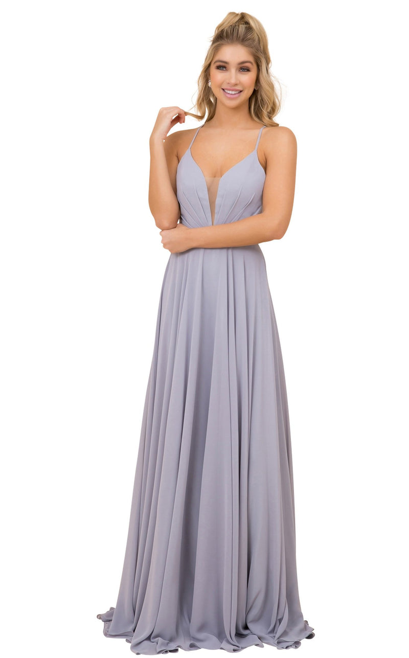 Nox Anabel R416 Dress Grey