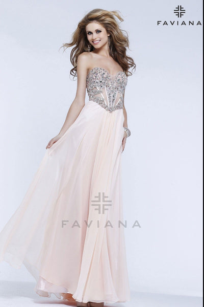 Faviana S7376 Dress