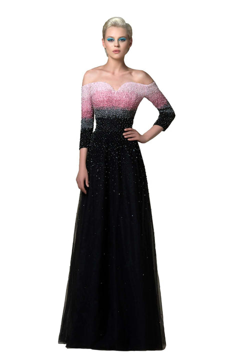 Saiid Kobeisy RE3351 Dress