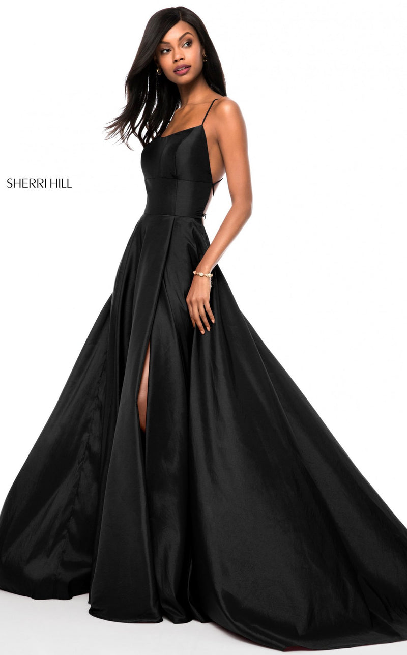 Sherri Hill 52022 Dress Black