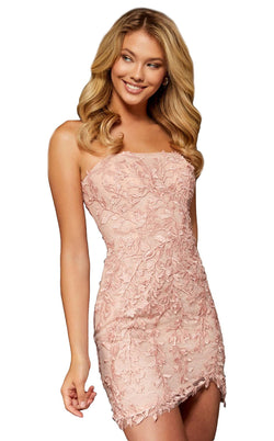 Sherri Hill 52339 Blush