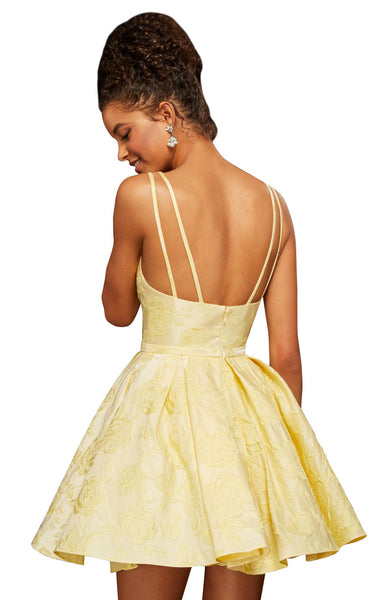 Sherri Hill 52983 Yellow