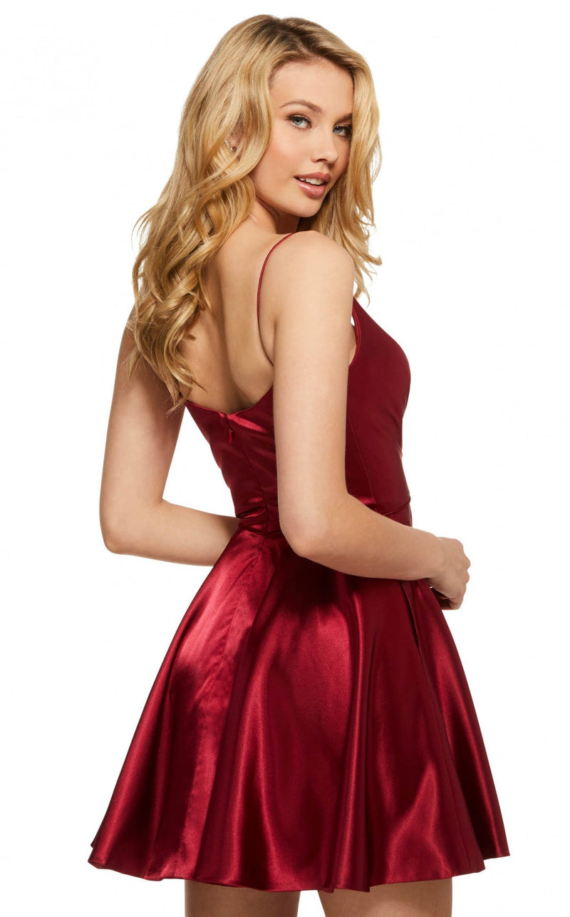 Sherri Hill 53031 Wine