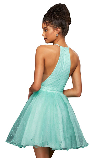Sherri Hill 53075 Light-Green