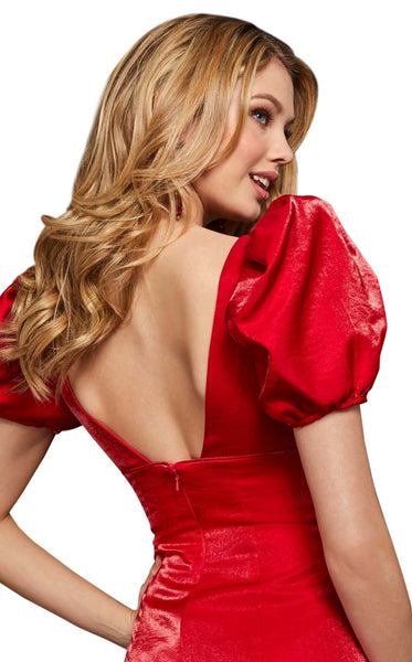 Sherri Hill 53088 Red