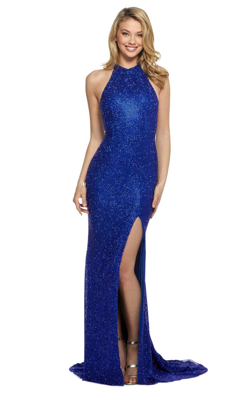 Sherri Hill 53131B Royal
