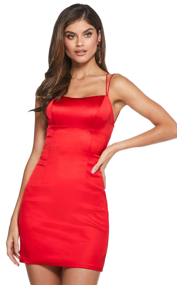 Sherri Hill 53201 Red