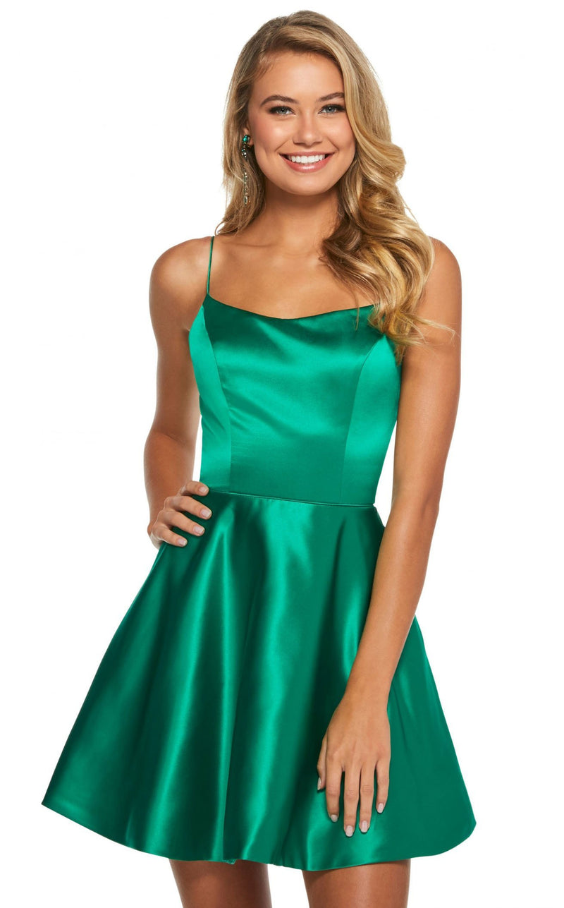 Sherri Hill 53267 Emerald